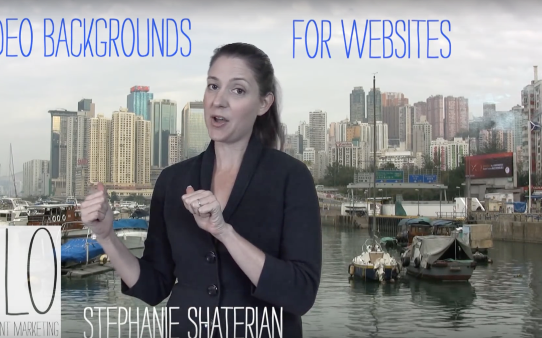 Using Background Video on Your Website